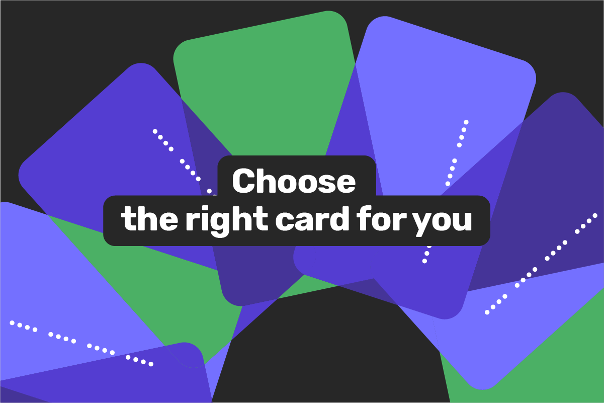 How to choose the right bank card for personal and business needs