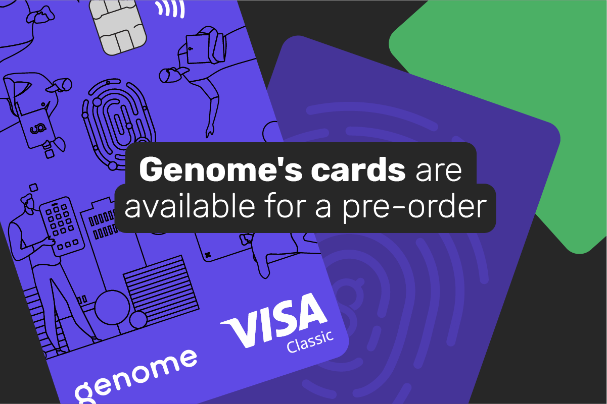 Cards pre-order is now open: find the right Genome card for you