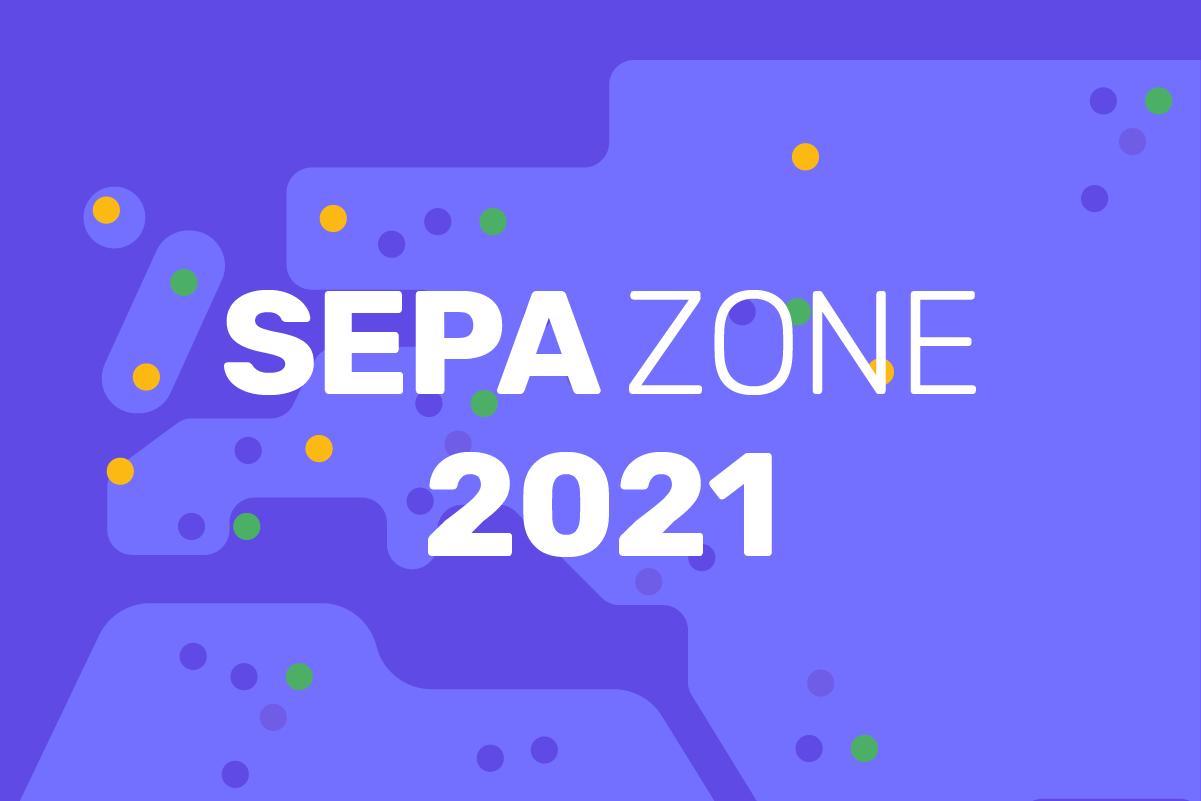 SEPA countries list 2021
