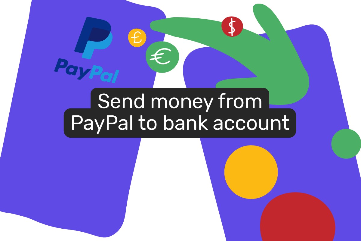 How to transfer money from PayPal to a bank account?