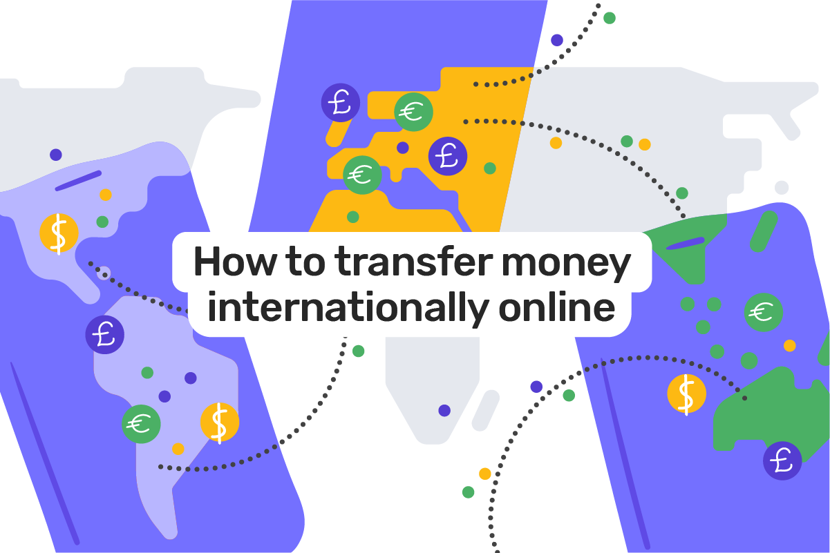 How to send money abroad online
