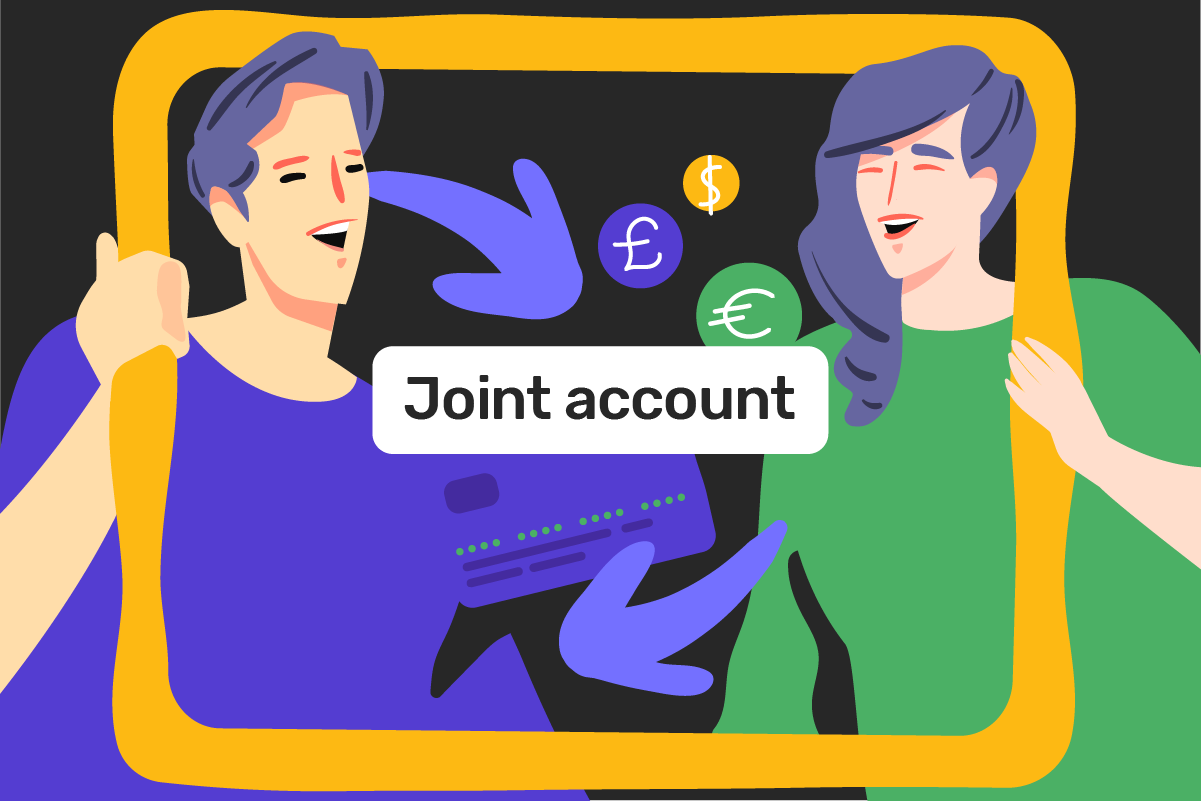 What is a joint bank account?