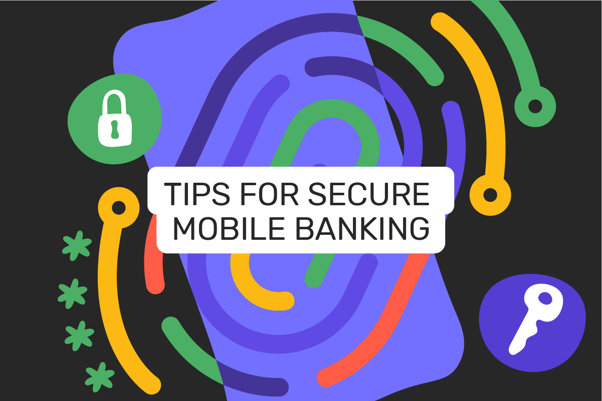 Mobile banking security tips