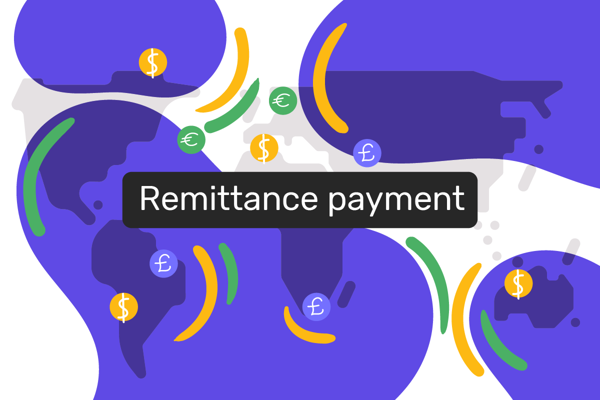 What is a remittance?