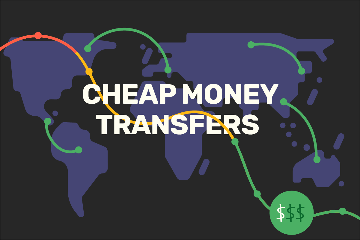6 cheapest ways to send money abroad